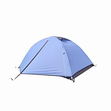 MaxMiles 1 2 Person Premium Backpacking Tent Ultra-Lightweight 20D Nylon Taffeta Rip-Stop  sc 1 st  Amazon.com : 2 person hiking tent - memphite.com
