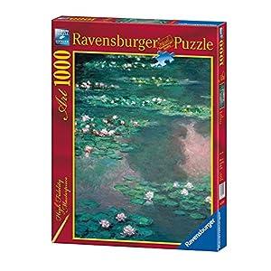 Ravensburger 19229 Monet Le Ninfee Puzzle 1000 Pezzi Arte