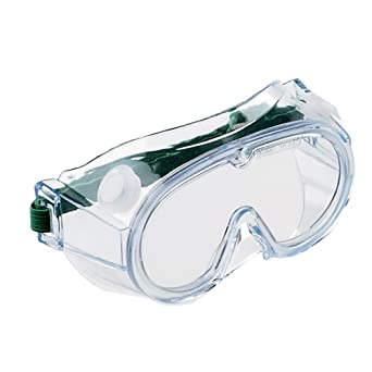 5 inch chemical splash safety goggles amazon com industrial