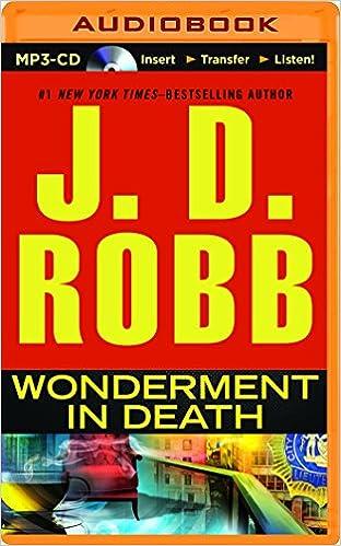 J. D. Robb - Wonderment in Death Audiobook Free Online