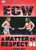 ECW: A Matter of Respect Double DVD-R Set