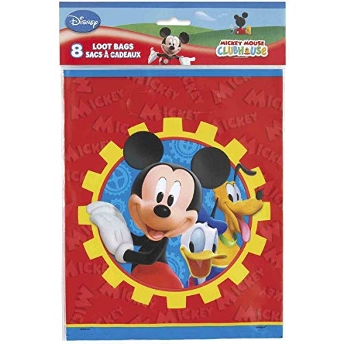 Mickey Mouse Clubhouse Loot Bag-8 count]()