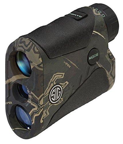 Sig Sauer KILO1250 Laser Range Finder 6x20mm Camo Laser Rangefinders by Sig Sauer