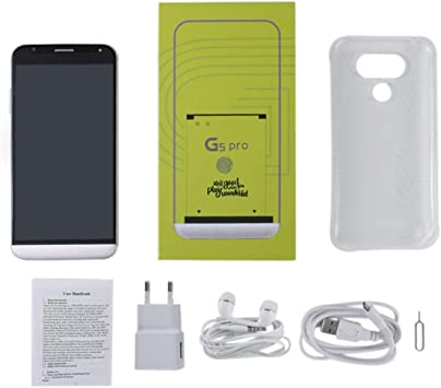 6 Pulgadas Quad Core Teléfono móvil Pantalla táctil Smartphone ...