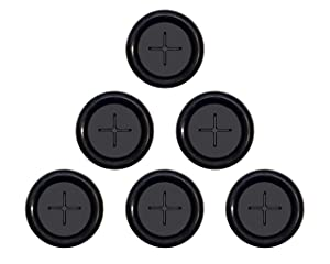 Replacement Rubber Meat Probe Grommet Compatible with Traeger Wood Pellet Smoker & Z Grills, 6 Pack
