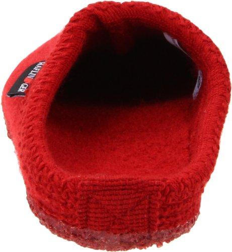 Women's Slipper Paprika Chianti AS24 Haflinger HRZwqf78Uw