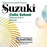 Kyпить Suzuki Cello School, Vol 3 & 4 на Amazon.com