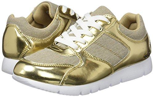 Unisex Beppi Shoe 2152 Oro Casual Sportive dourado Scarpe Adulto ZaqaFwxC
