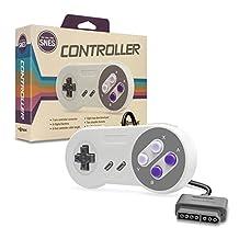 SNES Retro Controller Compatible with Super Nintendo