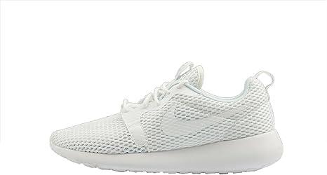 Transpirable de la mujer juegos olímpicos de Londres Roshe Run vuelo peso Runner Trail Road Racer Jogging Running Zapatillas amortiguación zapatos calzado zapatillas blanco, mujer, blanco, EUR37: Amazon.es: Deportes y aire libre