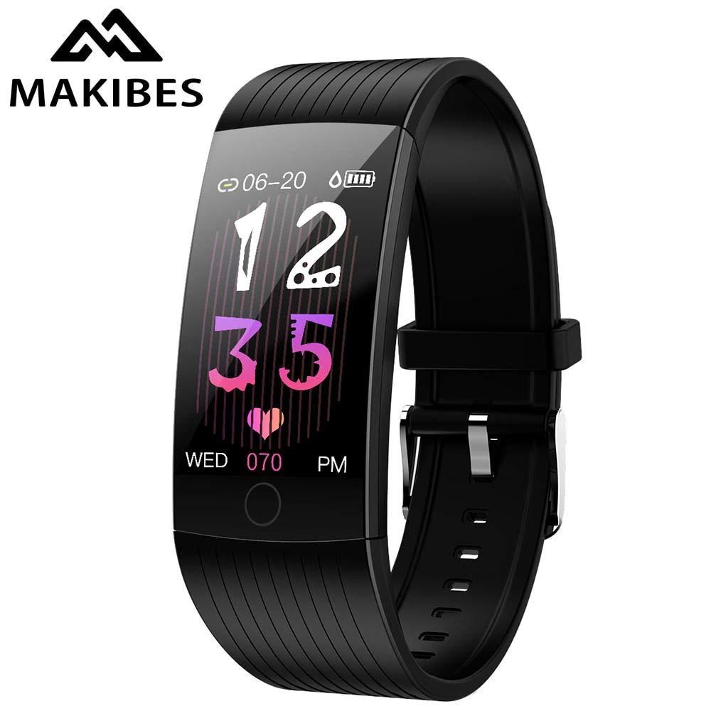 Amazon.com: Makibes HR8 Smart Band 1.14