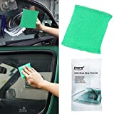 Sinwo Scratches Repair Auto Care Car Windscreen Cleaning Sponge Glass Cleanser (Green)
