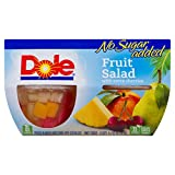Dole Fruit Salad with Extra Cherries in Water with Sucralose, 428 milliliters