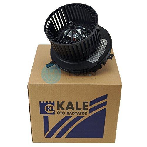 KALE 1K1820015 Ventilateur d'inté rieur Diamè tre 149 mm Tension 12 V (1 piè ce) You.S