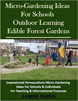 Gardening Ideas For Schools recycled bricks from an old fireplace turned into colorful yard art Amazoncom Micro Gardening Ideas For Schools Outdoor Learning Edible Forest Gardens Inspirational Permaculture Micro Gardening Ideas For Schools