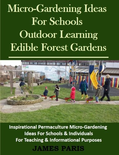 Amazon.com: Micro-Gardening Ideas For Schools, Outdoor Learning ...