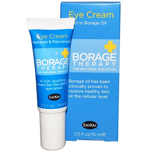 Shikai, Cream Eye Borage, 0.5 Ounce ()