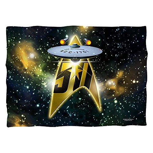 (Star Trek Starship 50th Anniversary - Pillow Case)