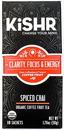 kishr-certified-organic-coffee-fruit-tea-spiced-chai-herbal-tea-for-clarity-focus-and-energy-10-bags