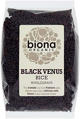 Biona Organic - Black Venus Rice - Wholegrain - 500g