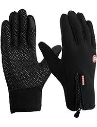 Outdoor Winter Gloves Touchscreen Running Warm Gloves