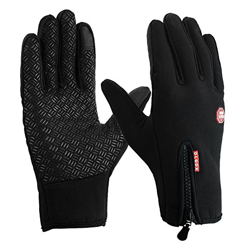 Touchscreen Gloves - 3