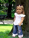 Jeans Set For American Girl Doll Clothes, Baby & Kids Zone