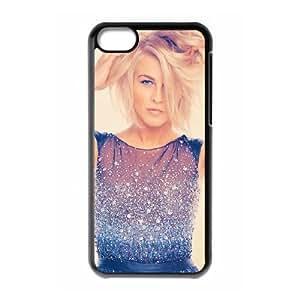 julianne hough 2 iPhone 5c Cell Phone Case Black xlb2-207388