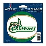 WinCraft NCAA North Carolina - Charlotte Die Cut