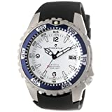 Momentum Men's 1M-DV06W4B M1 DEEP 6 Analog Dive Date Watch
