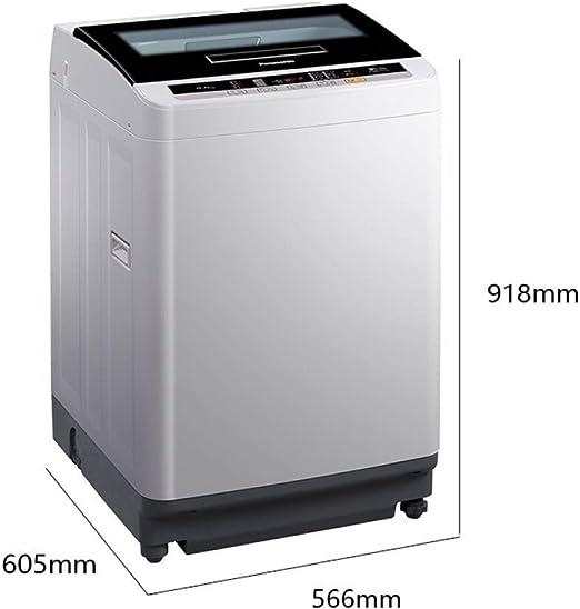 Lavadora automática pulsador 8 kg AI energía de Gran Capacidad ...
