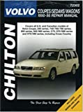 Volvo Coupes, Sedans, and Wagons, 1990-98 (Haynes Repair Manuals)