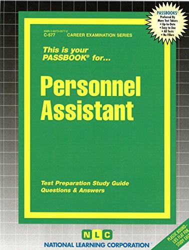 Top 4 personnel assistant civil service