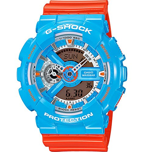 Casio G Shock COLOUR GA110NC 2A Resistant