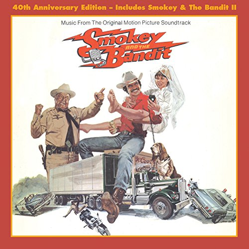 Price comparison product image Smokey & The Bandit, Soundtrack I And II (40Th Anniversary Release)
