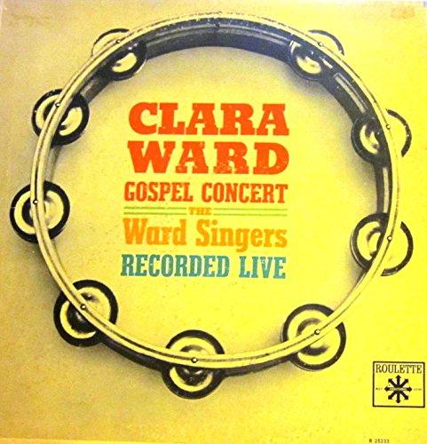 Clara Ward Gospel Concert: The Ward Singers Record
