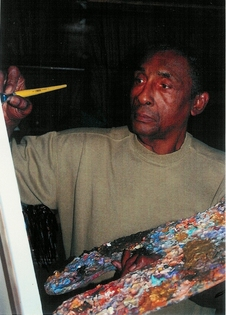 From Pads to Palette: Ernie Barnes, Ernie Barnes