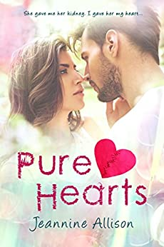 Pure Hearts by [Allison, Jeannine]