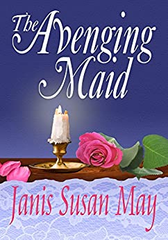 The Avenging Maid by [May, Janis Susan]