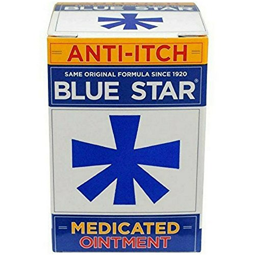 Blue Star Anti-Itch Medicated Ointment 2 (Medicated Ointment)