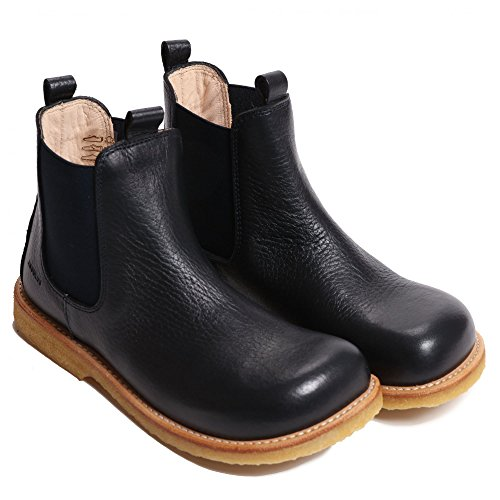 Angulus Garbi Chelsea Boot Navy
