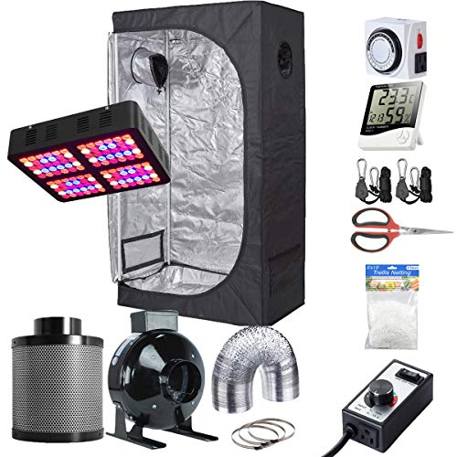 Hydro Plus Grow Tent Kit