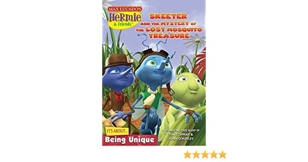 Amazon.com: Skeeter and the Mystery of the Lost Mosquito ...
