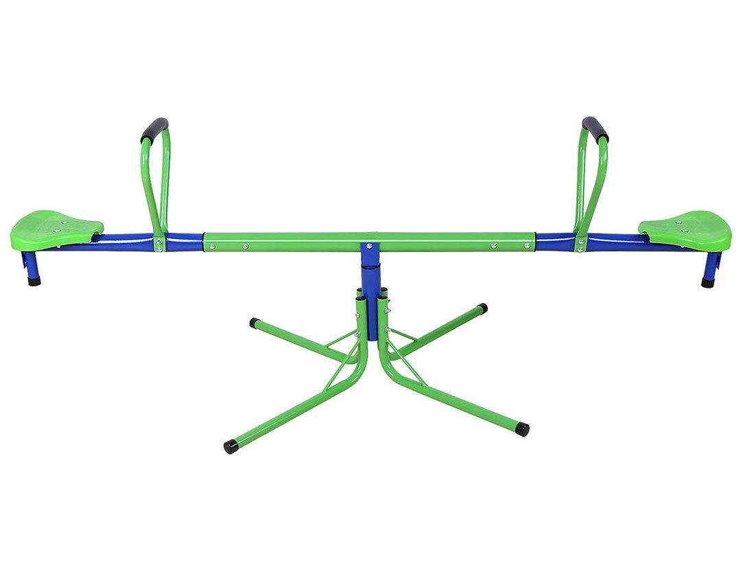 HLC Adjustable Length Rotating Seesaw for Childrens Kids