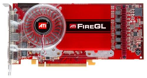 ATI FireGL V7300 512 MB PCIE Video Card by ATI (Image #1)