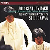 20th CENTURY BACH/TOCCATA&FUGUE IN D MINOR