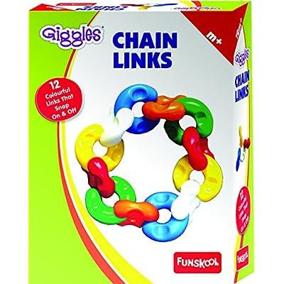 Funskool CHAIN LINKS: Toys & Games
