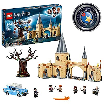 LEGO 75953 Harry Potter Hogwarts Whomping Willow Toy, Wizzarding World Fan Gift: Toys & Games