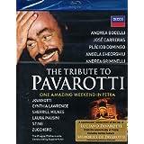 ANDREA BOCELLI - TRIBUTE TO PAVAROTTI