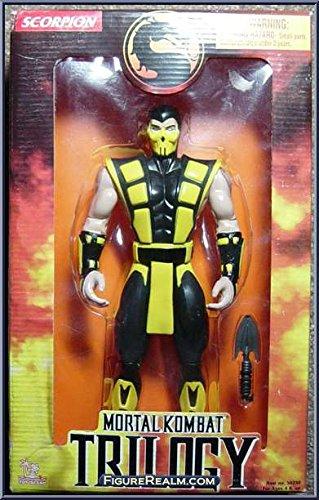Amazon com: 12 inch Scorpion Super Action Figure - Mortal
